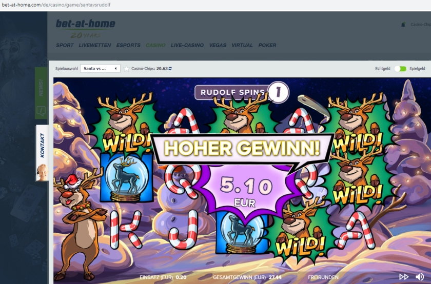 Gratis Freispiele in Online Casinos