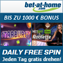 1000$ Bonus gilt es im Betway Casino mitzunehmen