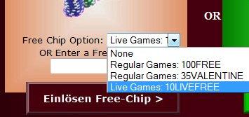 pamper casino no deposit bonus codes