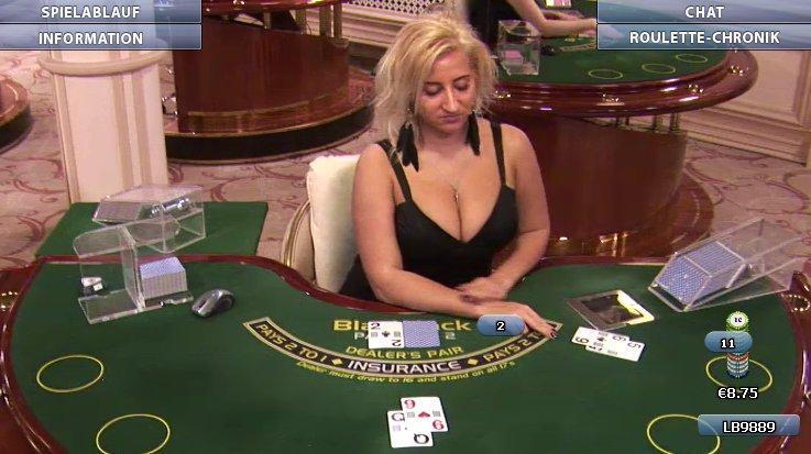 Europa Casino Live Test