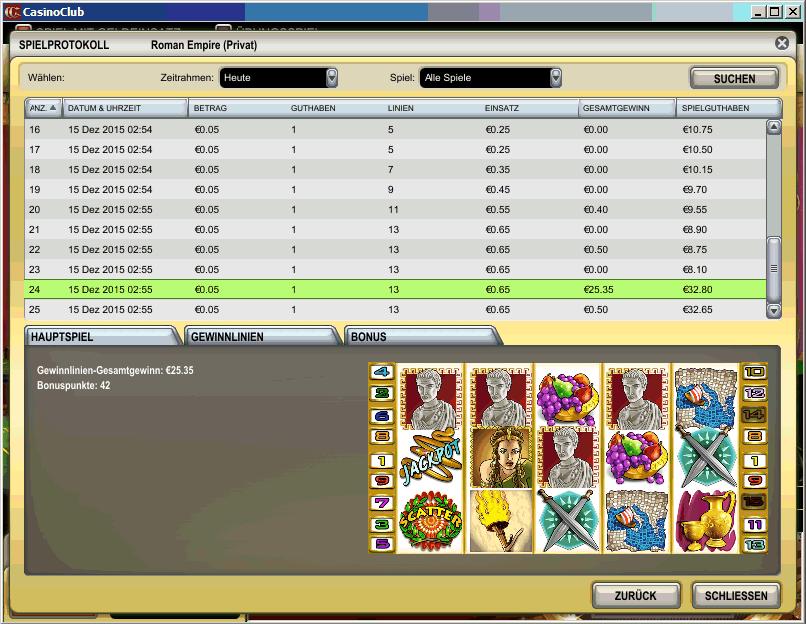 Bester Casino Bonus?
