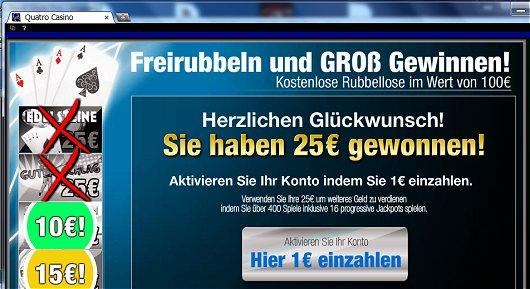 Gratis Bonus 50 Euro