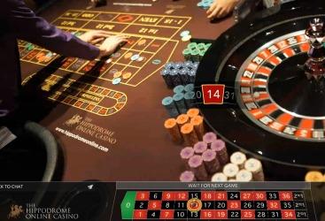 Hippodrome Live Casino - Evolution Gaming