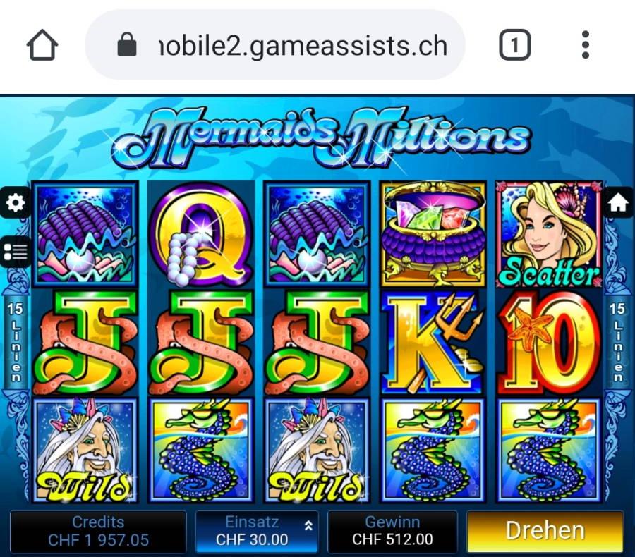 Schweizer Onlinecasino (Grand Casino Baden) getestet