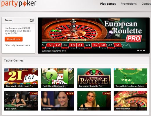 party poker casino erfahrungen