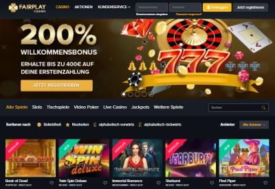 Casino Geburten