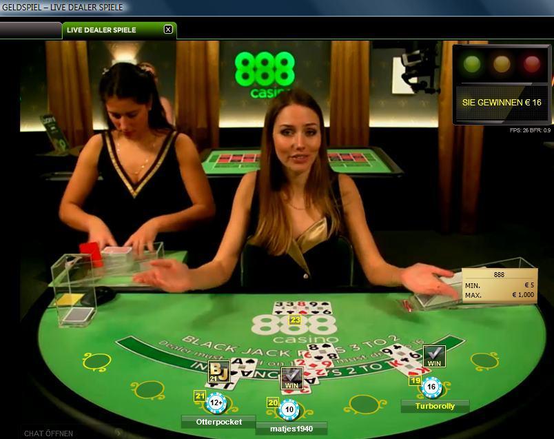 casino 888 gesperrt