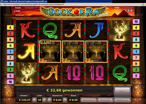start online casino casino games book of ra
