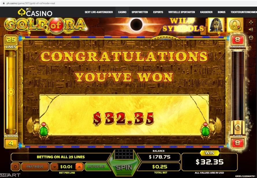 PH Casino - Livecasino getestet