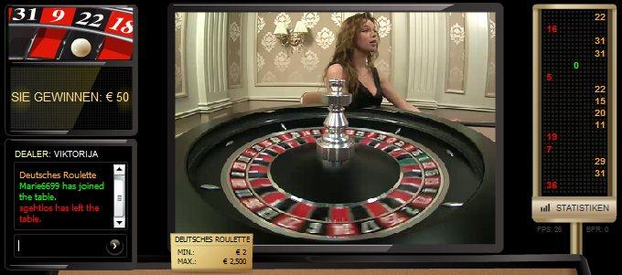 Roulette casino de montreal