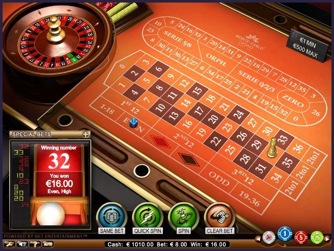 online casino casinotester