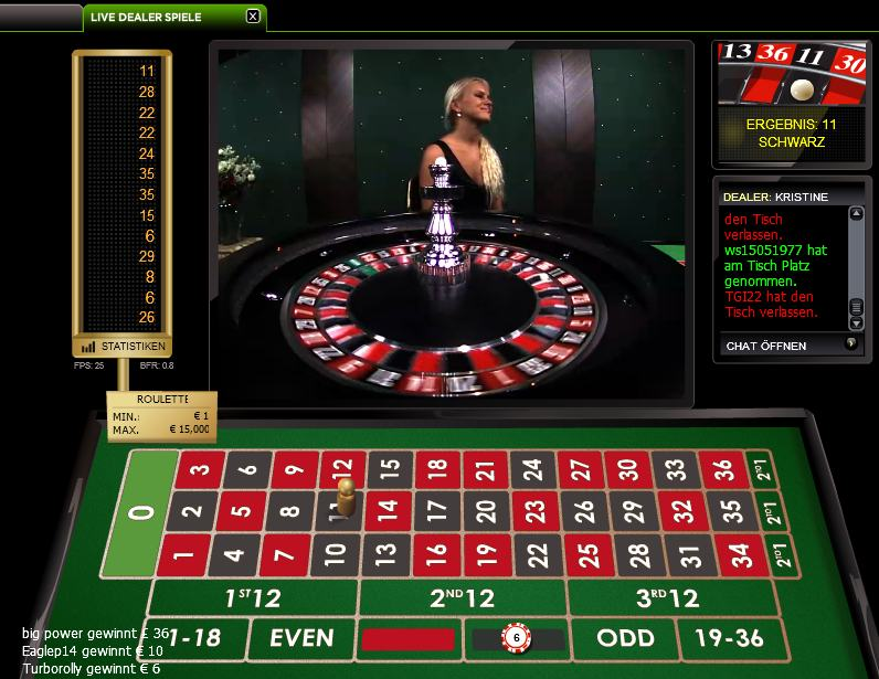 online live casino roulette große serie