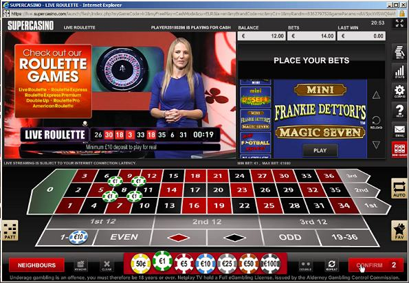 online casino test ring casino