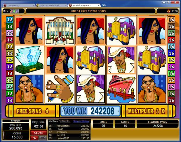 Slot Turniere