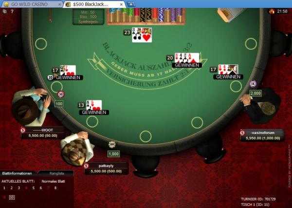 Online Casino Turniere im Juni