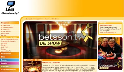 betsson.tv 9live